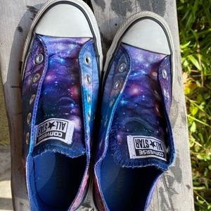 Converse chuck taylor all star galaxy womens 6